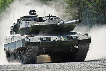 欧洲坦克大赛成绩出炉 豹2系全面碾压美法英坦克