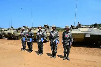 79集团军实战化训练善于总结问题