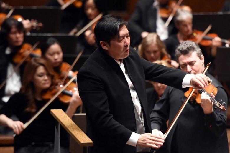 余隆携上海交响乐团与DG签约 定于2019年发行新唱片