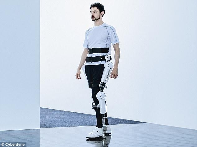 法公司研发机器人套装 瘫痪人士有望实现移动梦