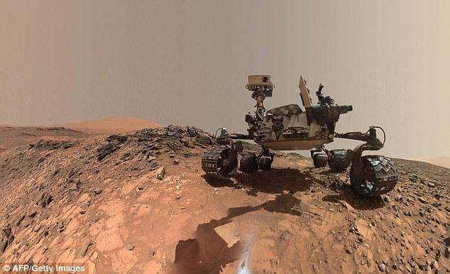 "NASA:我们这代人""绝对""可在有生之年登上火星"