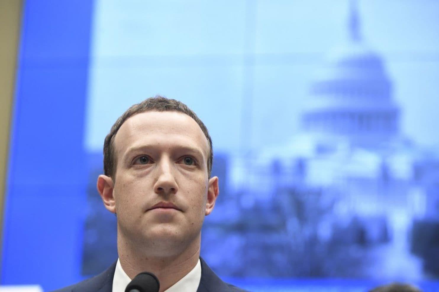 FB交500页文件书面答复美议员质询 被指避重就轻