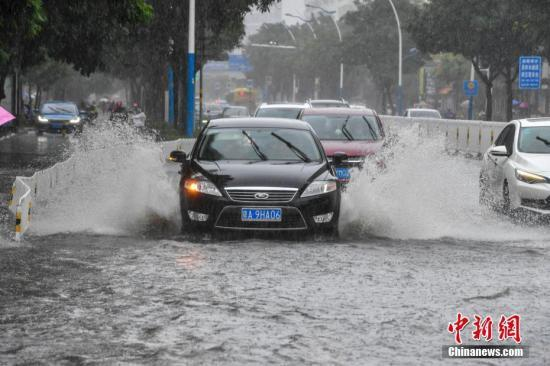 北京气象台发布雷电黄色预警:局地将有短时大风冰雹