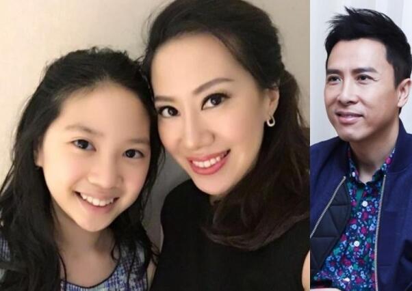 超骄傲!甄子丹晒爱妻汪诗诗与女儿热舞视频