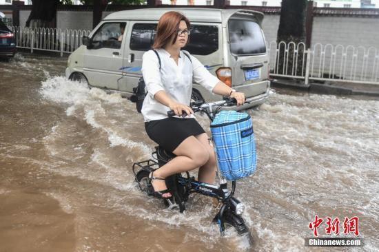 中央气象台发布暴雨蓝色预警 广东云南局地有大暴雨