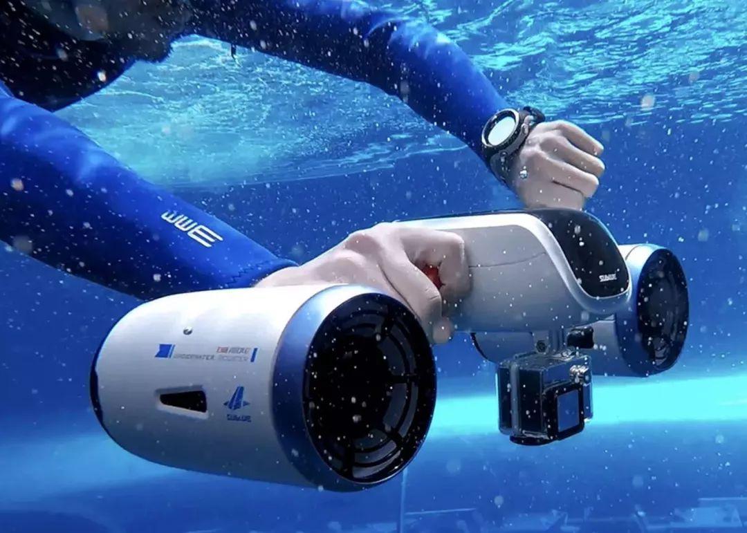 无人机、水下机器人......跨界而来的科技创新如何玩转旅游场景?