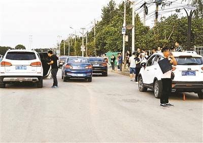 媒体:北京五环外外埠车泛滥 部分地区比京籍车多