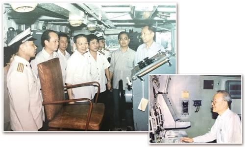 中国工程院院士、船舶工程专家潘镜芙:精益求精铸造大国战舰