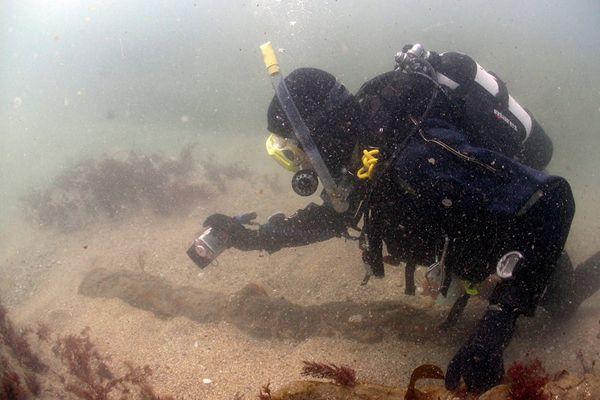 英国发现330年前沉船残骸 沉没时满载钻石珍珠