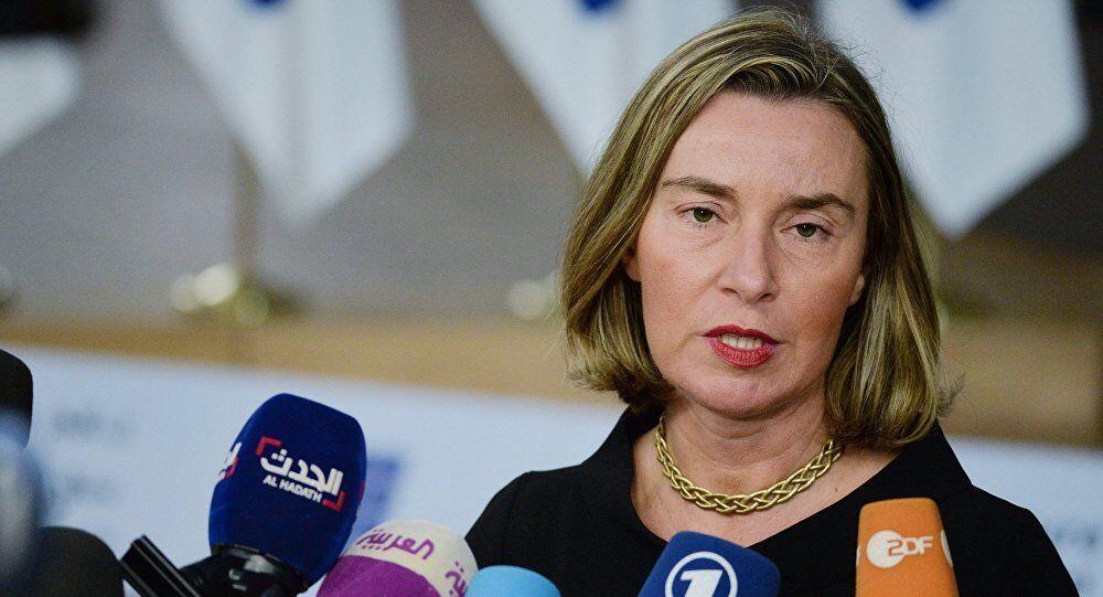欧盟外长:不能低估伊核协议破裂的风险