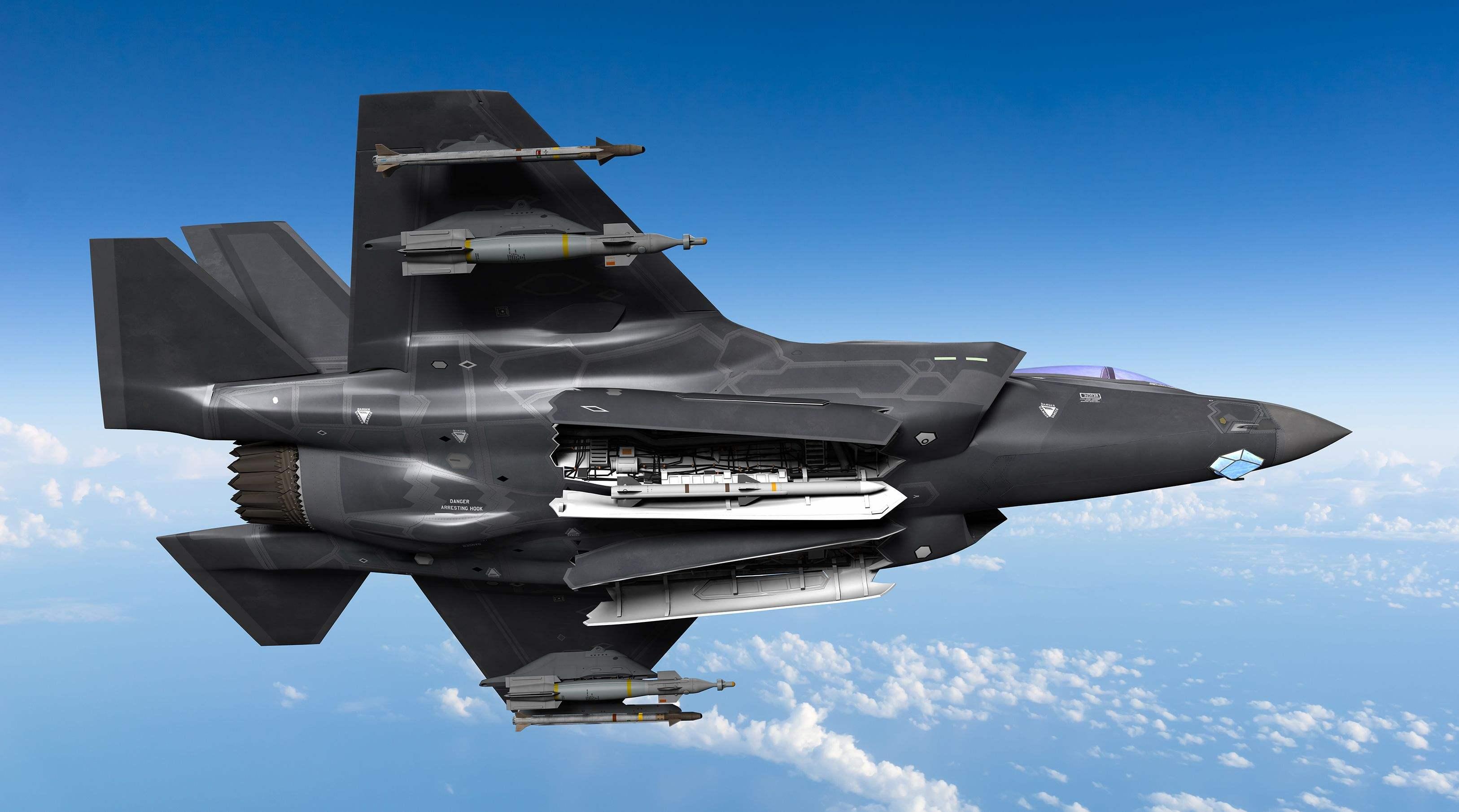 洛·马已交付300架F-35 专家:中国五代机步子应再快一点