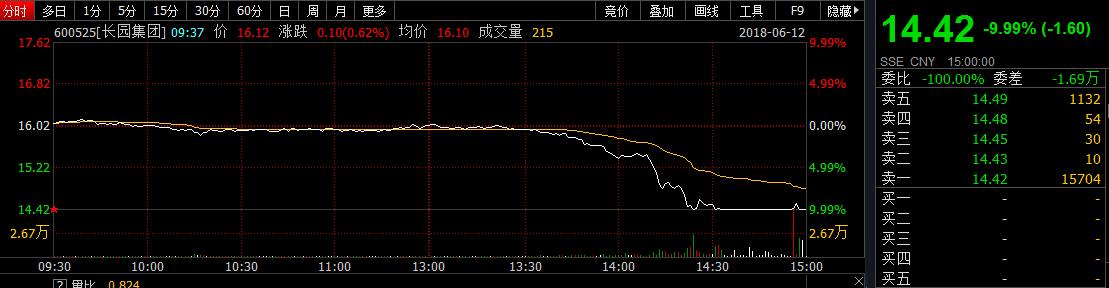 长园集团股价闪崩,被质疑涉嫌内幕交易