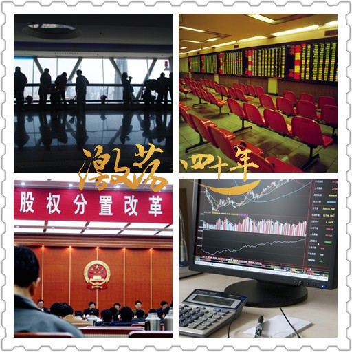 激荡四十年 · 股权分置改革