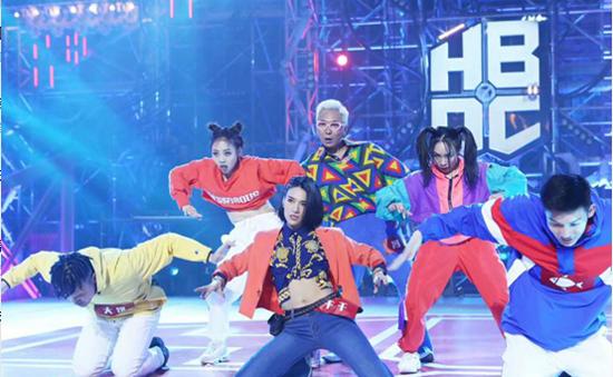 《热血街舞团》强势收娱乐官 助力中国街舞力量崛起