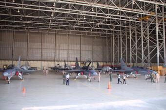 伊拉克又到货6架T-50战机 已有满满一机库