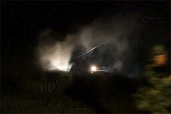 这才是真实黑夜实战环境:和装甲部队协同作战