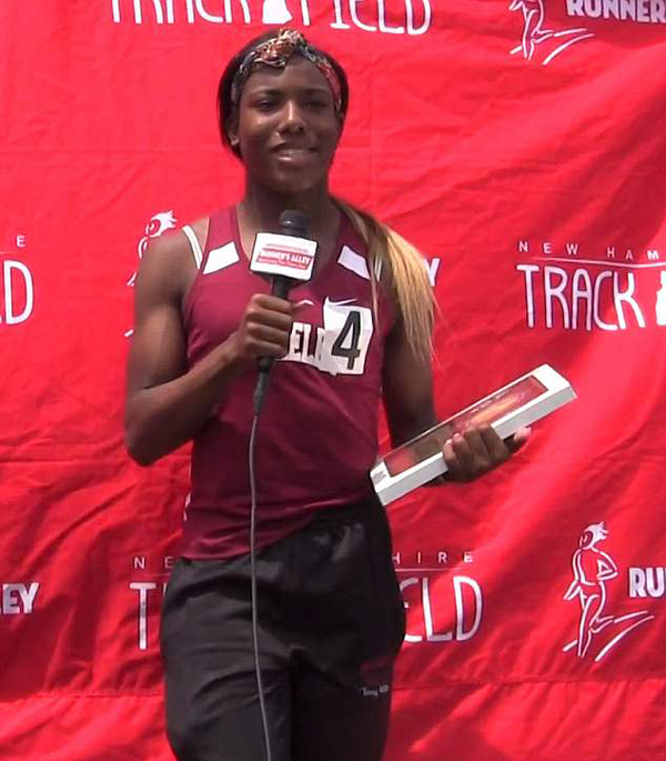 美跨性别选手参加女子短跑比赛夺冠引发争议