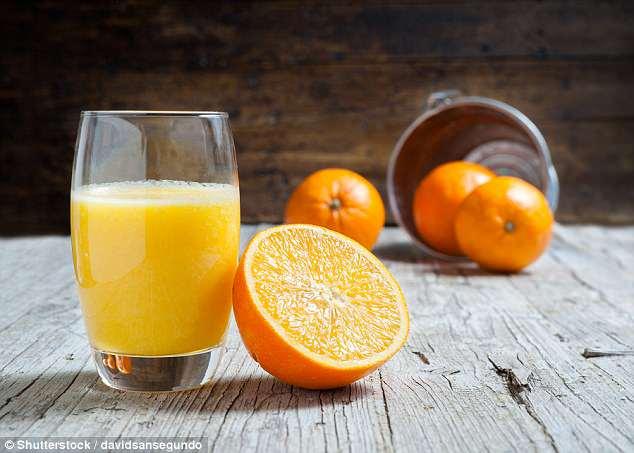 海外研究:橙汁冷冻后再喝更有助于营养吸收