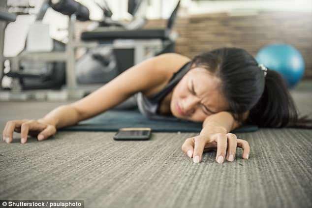 美国年轻女性运动量偏低 普遍未达最低标准