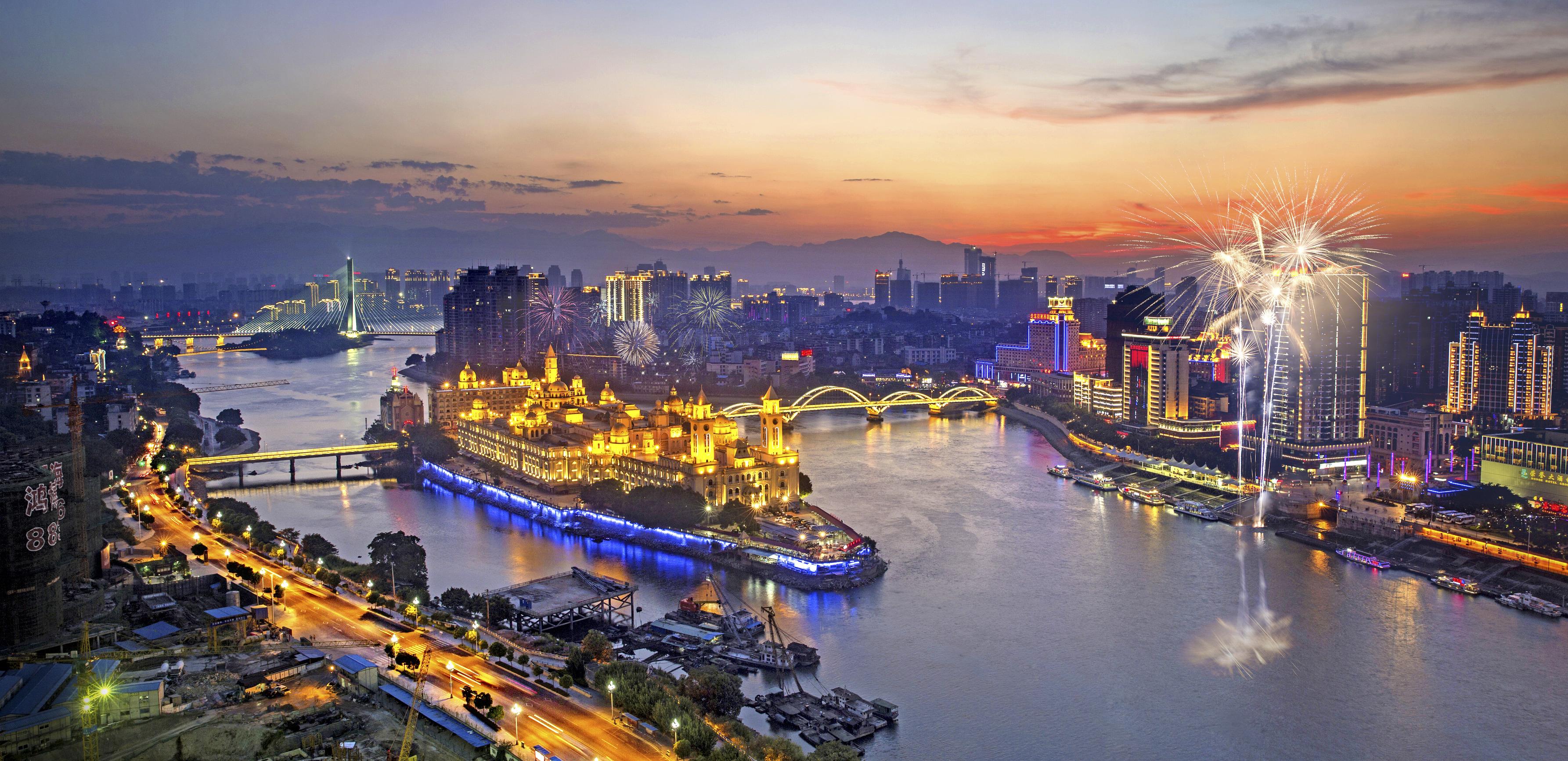 福州2020年建成国际旅游城市