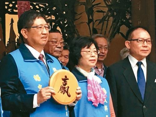 国民党提名杨文科参选新竹县长 年底选举已完成布局