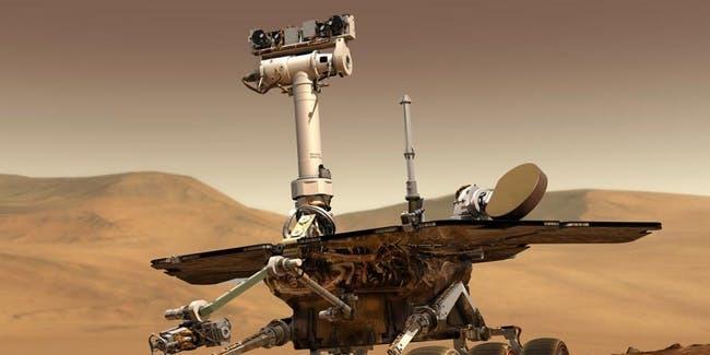 """NASA学者""""乌鸦嘴""""应验:机遇号遭遇""""生死沙尘暴"""""""