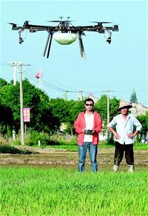 拥有核心技术但产业规模偏小 湖北无人机产业如何展翅高飞
