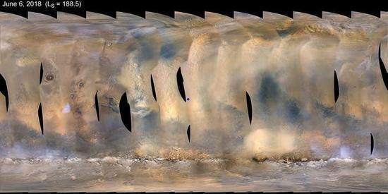 """NASA学者""""乌鸦嘴""""应验 机遇号遇生死沙尘暴"""
