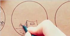 3分钟教你画微观世界