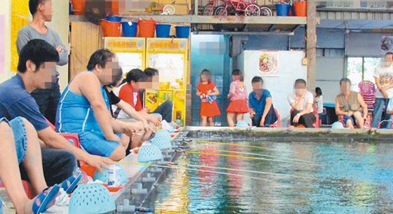 台湾钓场虾抗生素超标严重 有虾品验出超标15倍
