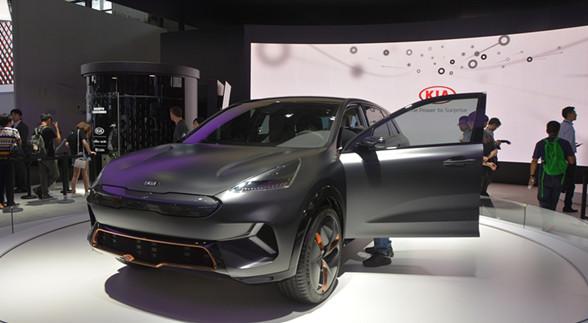 【道听图说】汽车企业暗战CES 未来出行更进一步