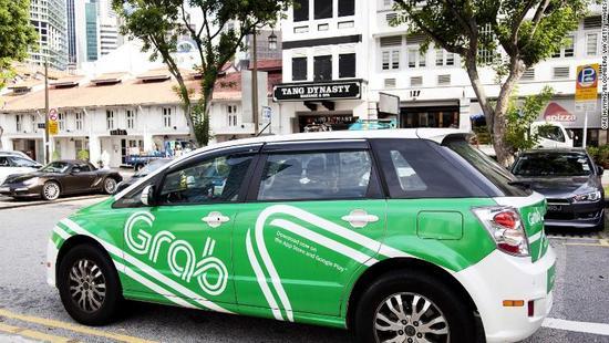 丰田汽车将向东南亚网约车巨头Grab投资10亿美元