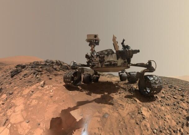 火星现最复杂有机物  NASA:2040年前人类便可踏足