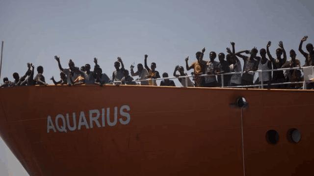 因难民问题分歧 意大利新任总理推迟与马克龙会晤