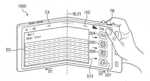 传三星可折叠手机售价2000美元 配备7.3英寸OLED屏