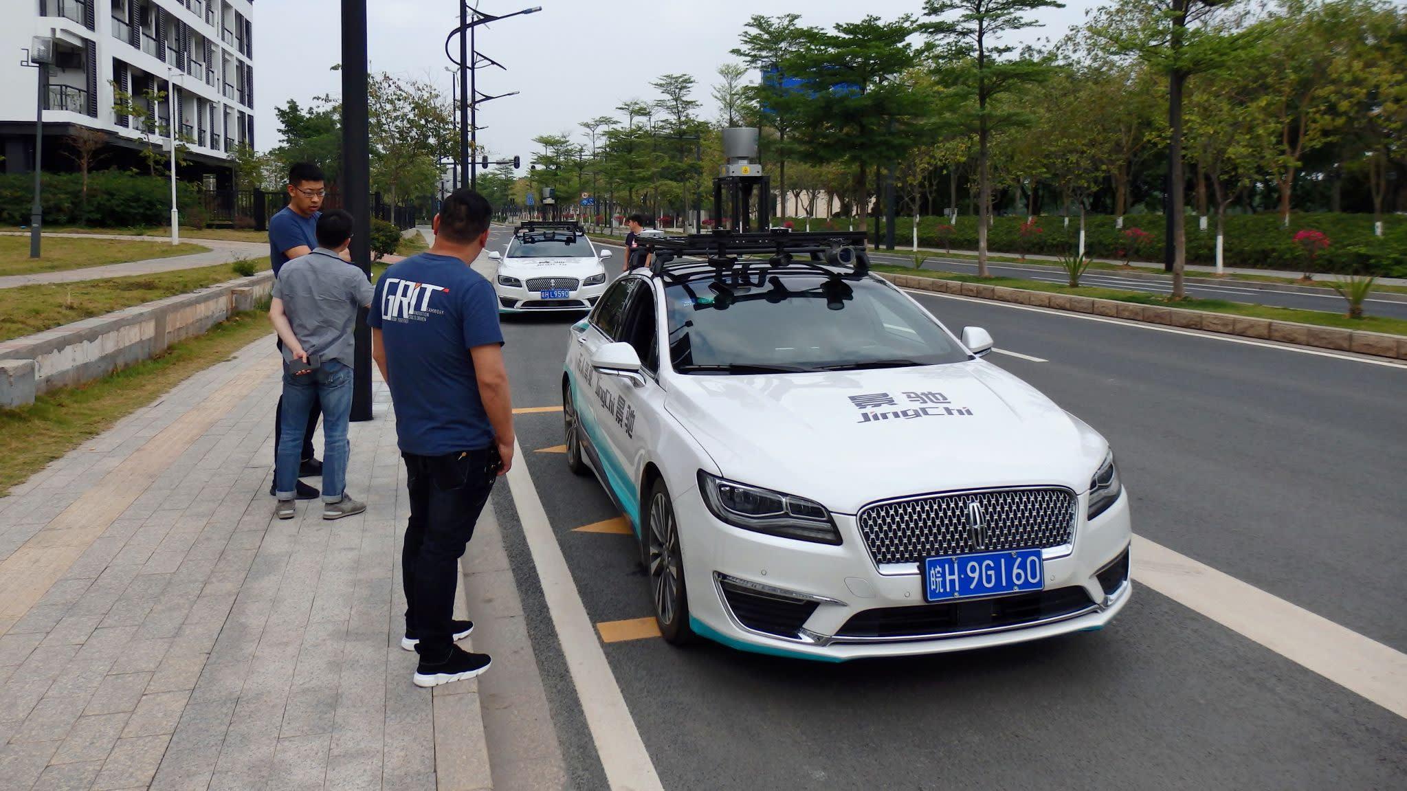 前百度AI大牛们纷纷自立门户涉足自动驾驶车领域
