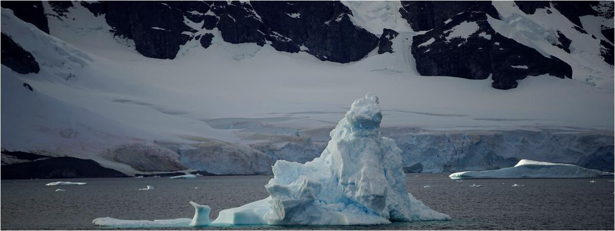 研究:南极洲冰川融化速度加快三倍 将成海平面上升主因