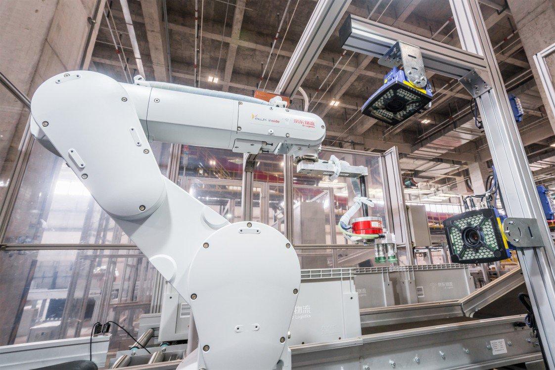 美媒:京东掀仓储自动化热潮 助推中国AI发展