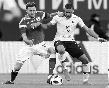 世界杯热身 谁都不敢放松