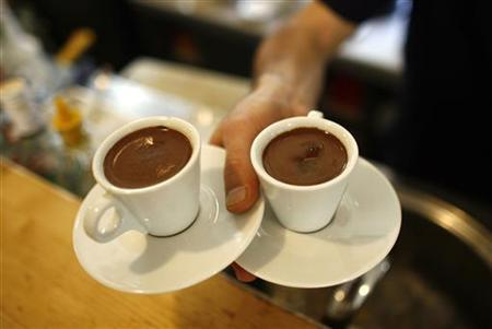 研究显示每天喝三杯咖啡可降低患肝脏疾病风险