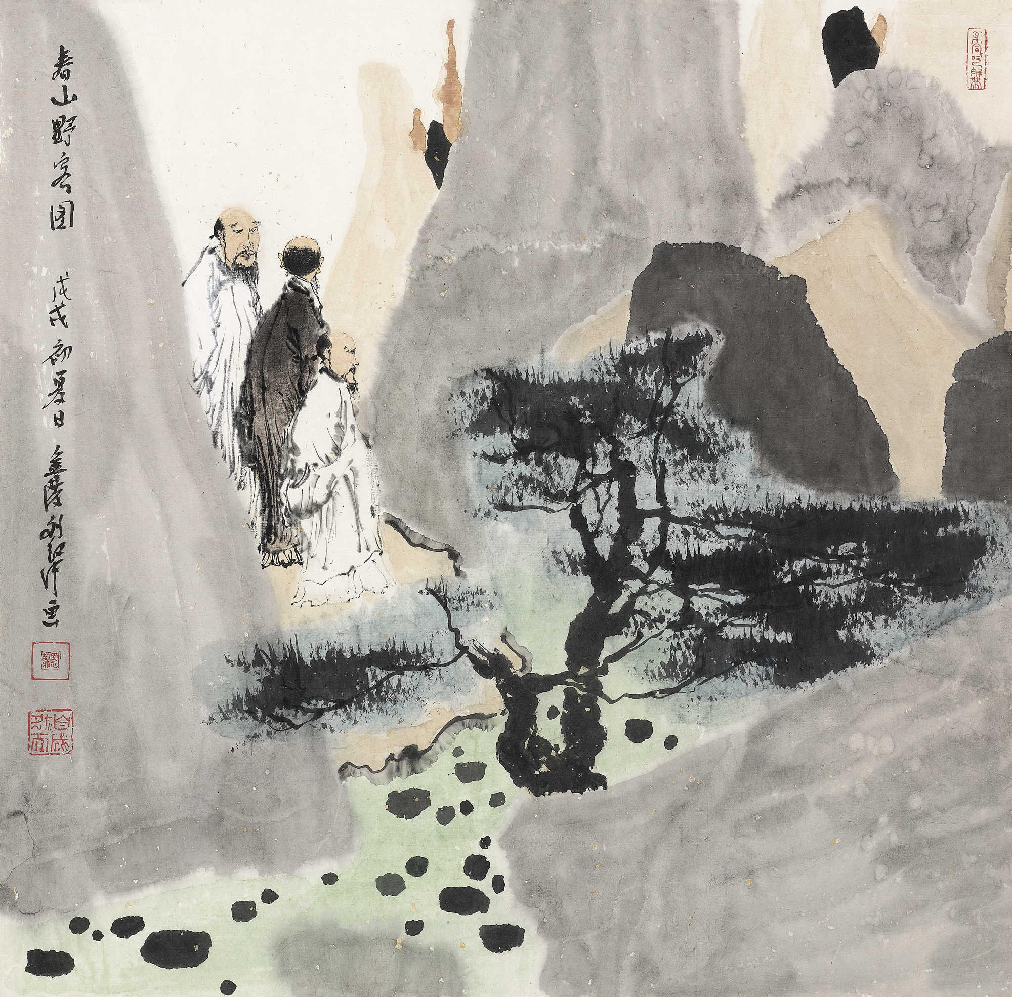 刘红沛-参展作品