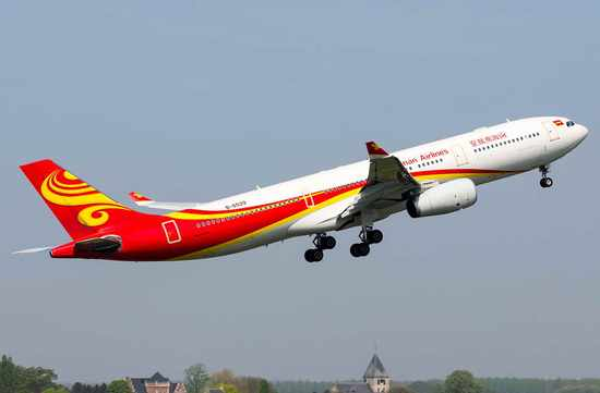 都柏林-北京直航开通为中爱友好增添新通道