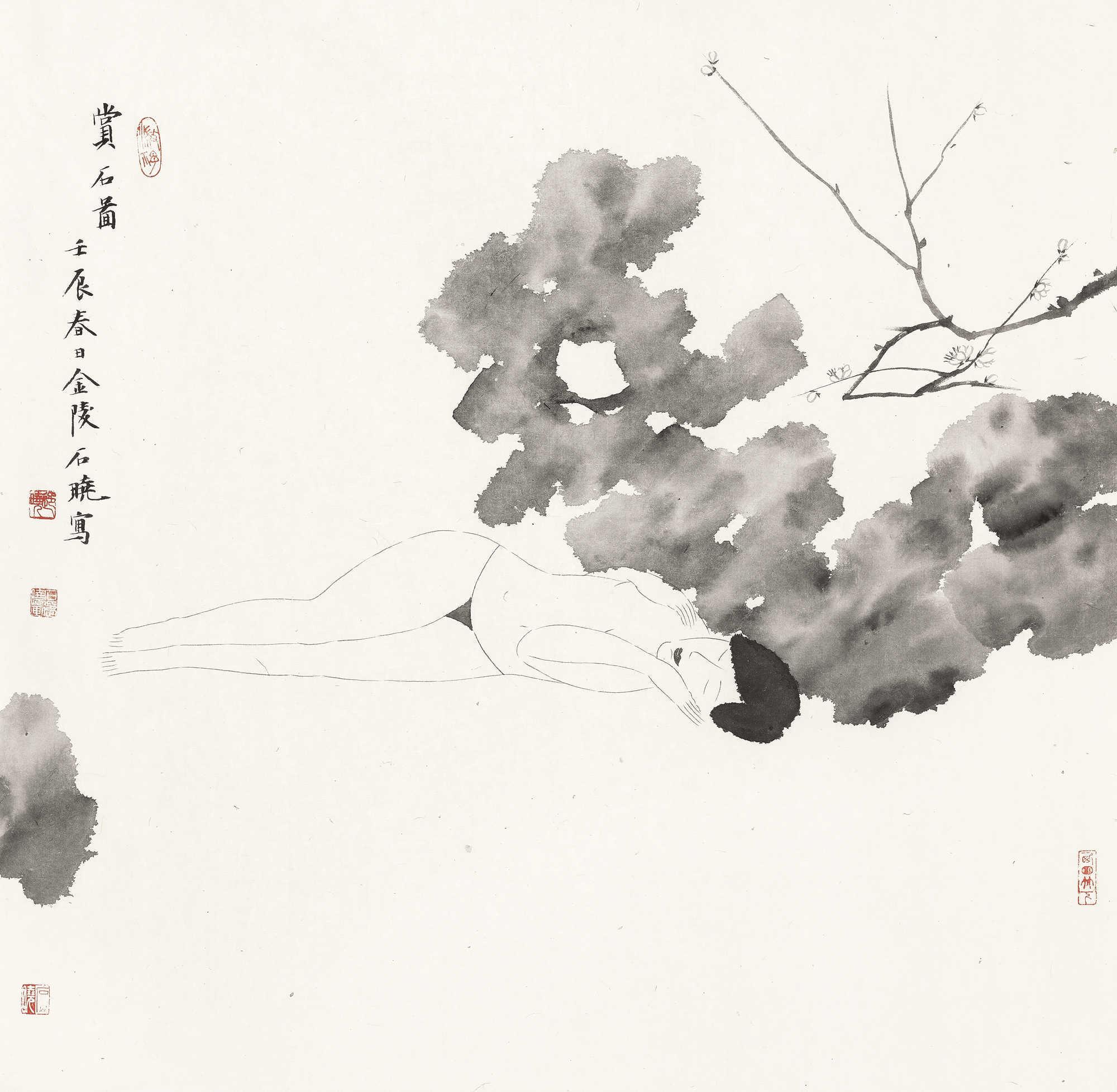 石晓-参展作品