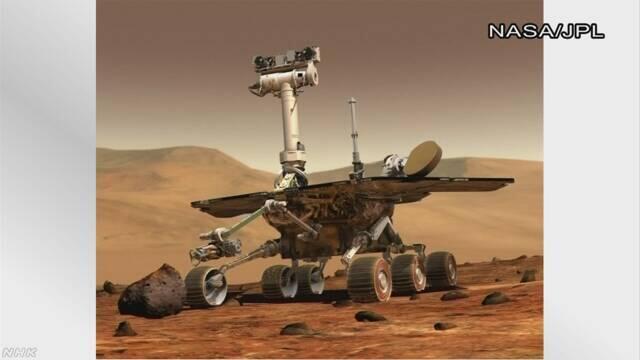 """火星沙尘暴致""""机遇号""""失联 NASA:如同爱人病重深感担忧"""