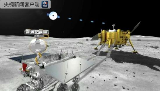 """嫦娥四号任务""""鹊桥""""中继星顺利进入使命轨道"""