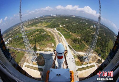 探秘中国首个滨海发射场:长征五号为何选择这里?
