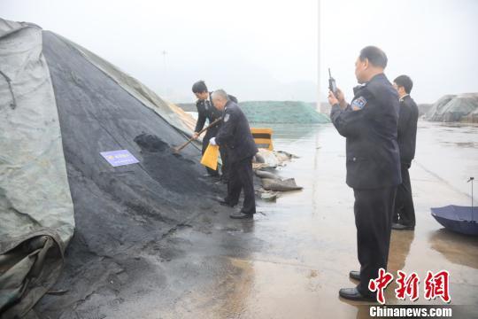 今年以来南京海关立案侦办走私犯罪案件105起