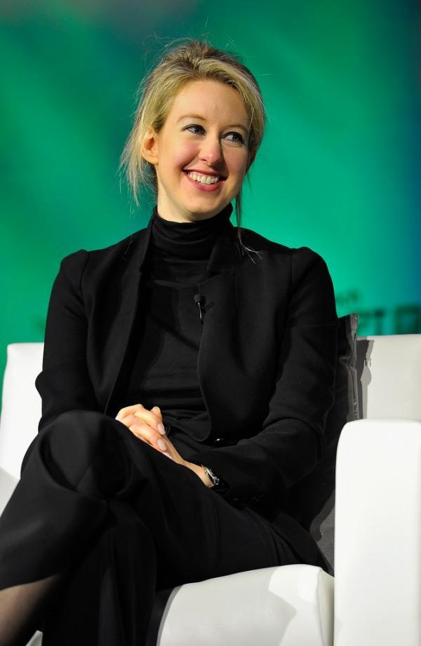 """有人写书揭""""硅谷女骗子""""创业史:称其还想再创业"""