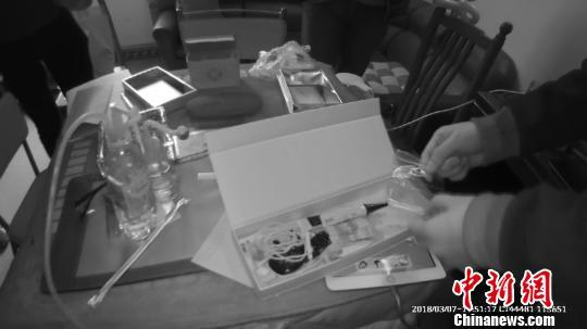 杭州下城警方摧毁一特大吸贩毒团伙 抓获100余人
