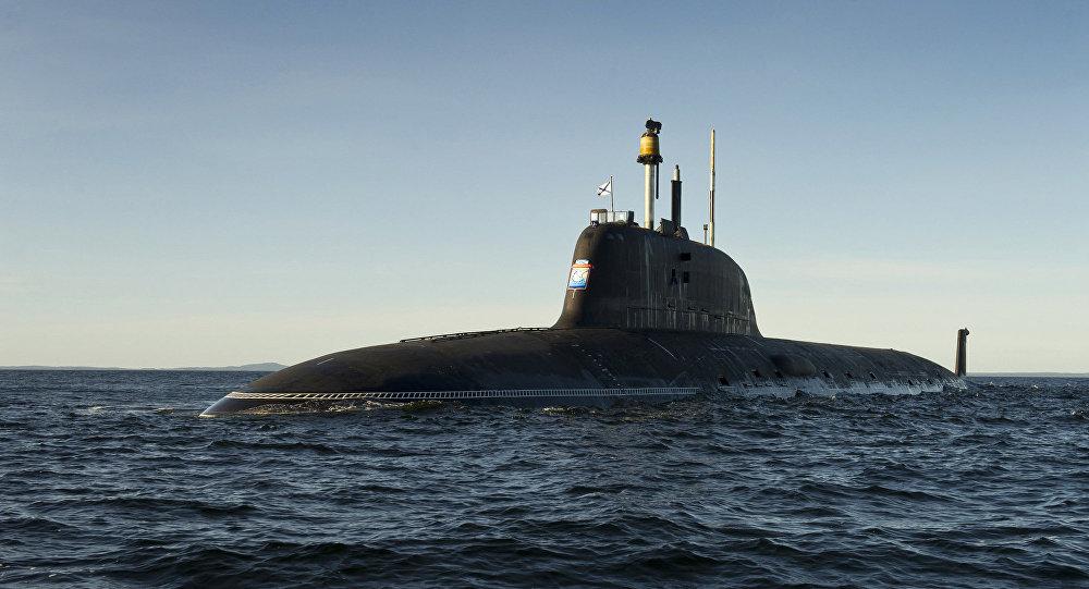 美媒评选全球五大最危险核潜艇 中国无一入选